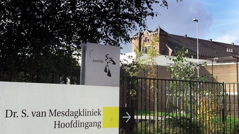 Bezoek Van Mesdag kliniek