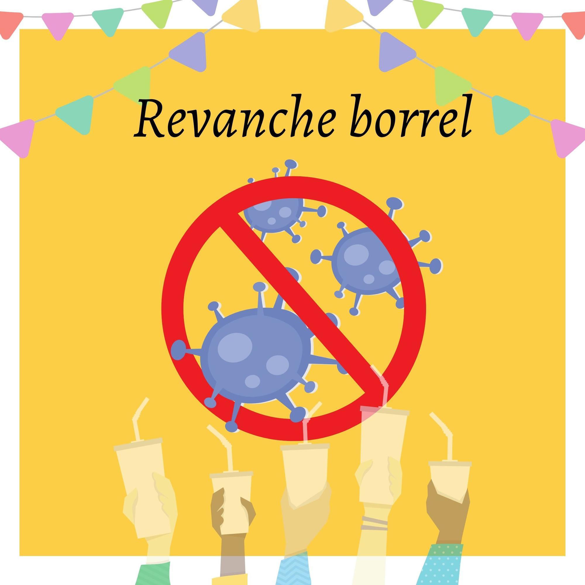 Maandelijkse borrel - Revanche borrel
