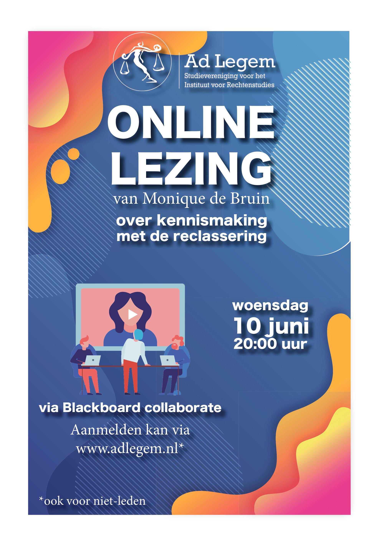 Online lezing